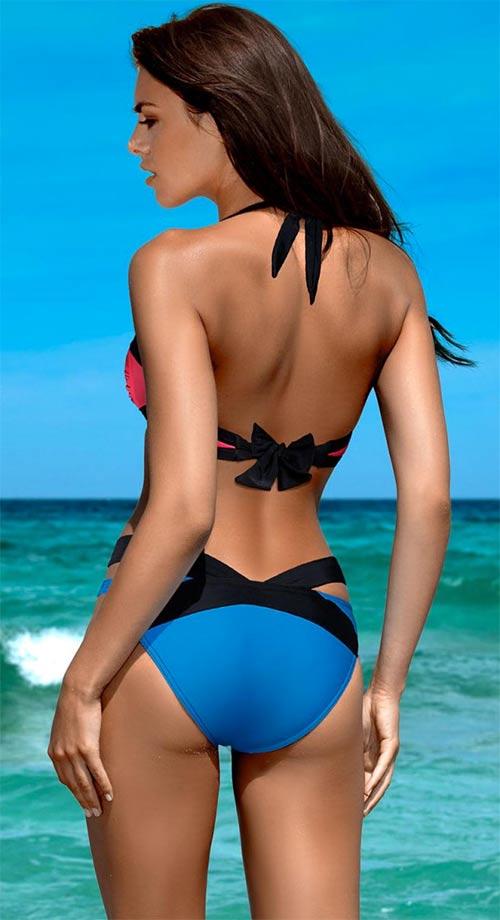 Moderní dámské plavky