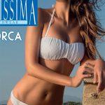Dámské dvoudílné plavky MINORCA italské značky Bellissima