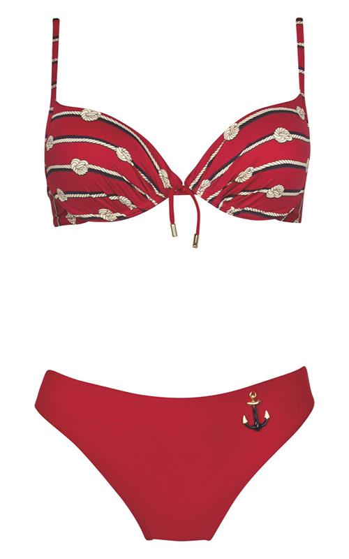 Dvoudílné plavky She Martina Sunny Beach