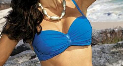Plavky Eliza M-122 - Královská modrá