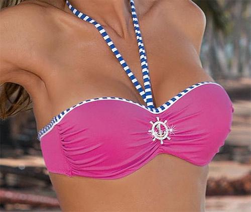 Růžové plavky Marko Rachel