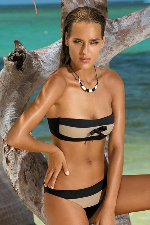 Dámské dvoudílné plavky She Nina Glamour
