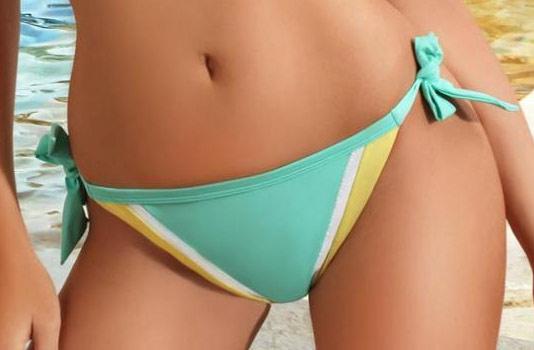 Dvoudílné plavky Lupoline Tori - pro menší poprsí