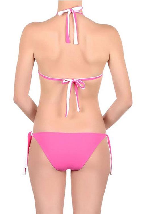 Rychleschnoucí růžové italské plavky pro rok 2015