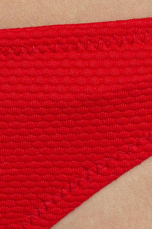 Červené bikiny Atlantic