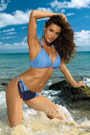 Atraktivní dvoudílné plavky Marko Roxie zvýrazňující opálení