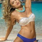 Bardot plavky Sarah které lze nosit i bez ramínek