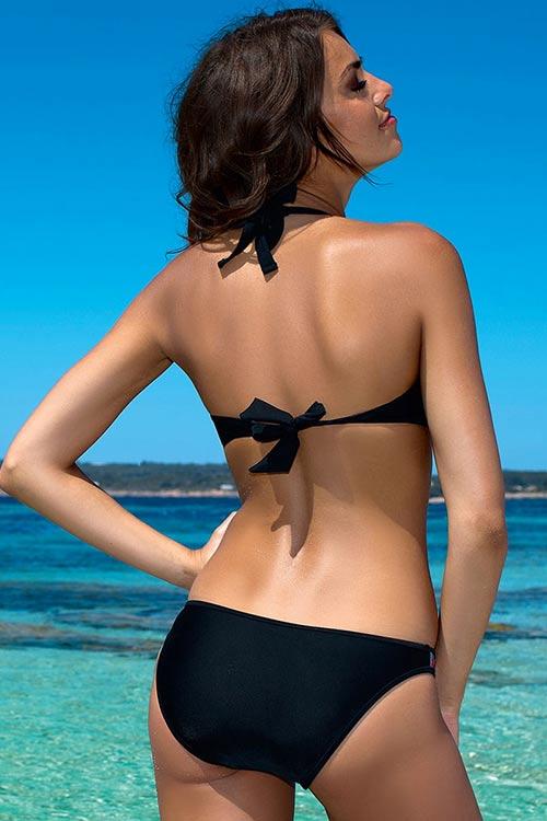 Dvoudílné plavky pro dokonalé opálení