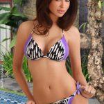Vyztužené push-up plavky Lupoline Selena ideálně modelující i menší poprsí