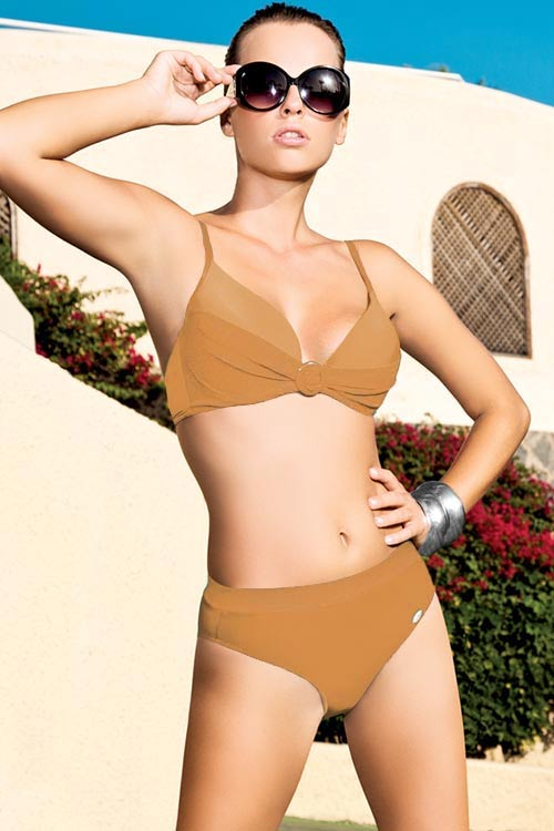 Elegantní plavky Madora Kera s vyztuženými košíčky s kosticemi