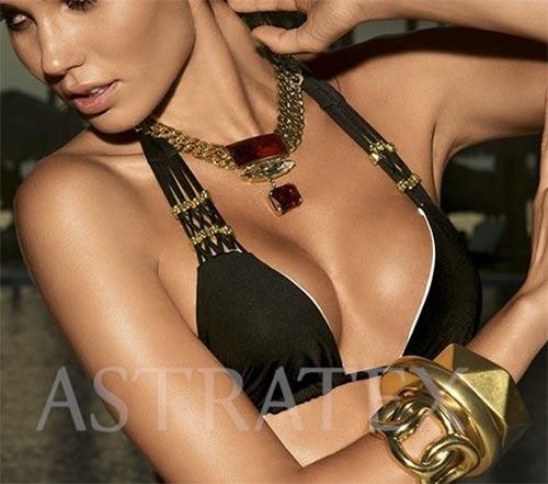 800df0e1218 Dámské luxusní dvoudílné plavky brazilky Astratex Diamond. Sexy dámské  bikiny