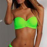 Dámské dvoudílné plavky Sabrina Green Balkonete
