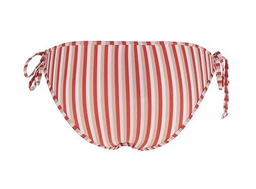 Červeno růžové plavkové kalhotky