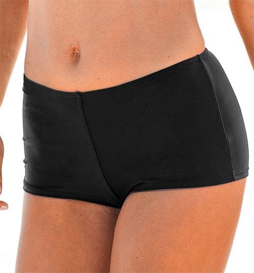 Plavkové boxerky se stahovacím efektem