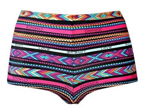 Šortkové dámské plavky