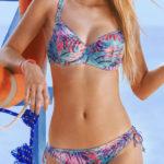 Výprodej plavky pro velká prsa Triola