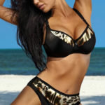 Dvoudílné plavky Mirabel ocení nejen ženy plnějších tvarů