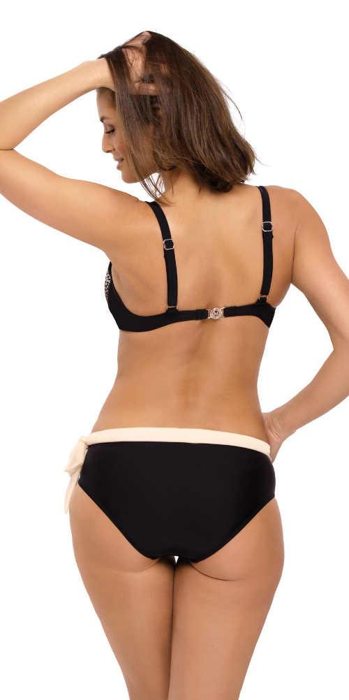 Pohodlné plavky pro větší poprsí s širšími ramínky