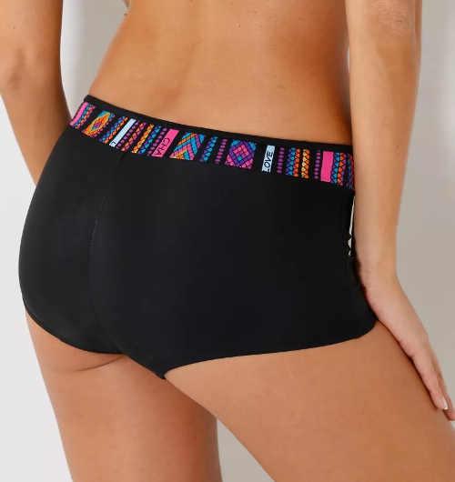 Plavkové kalhotky nadzvedávající a tvarující hýždě