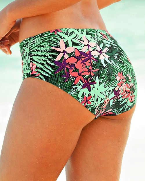 Plavkové kalhotky v pestrobarevném designu