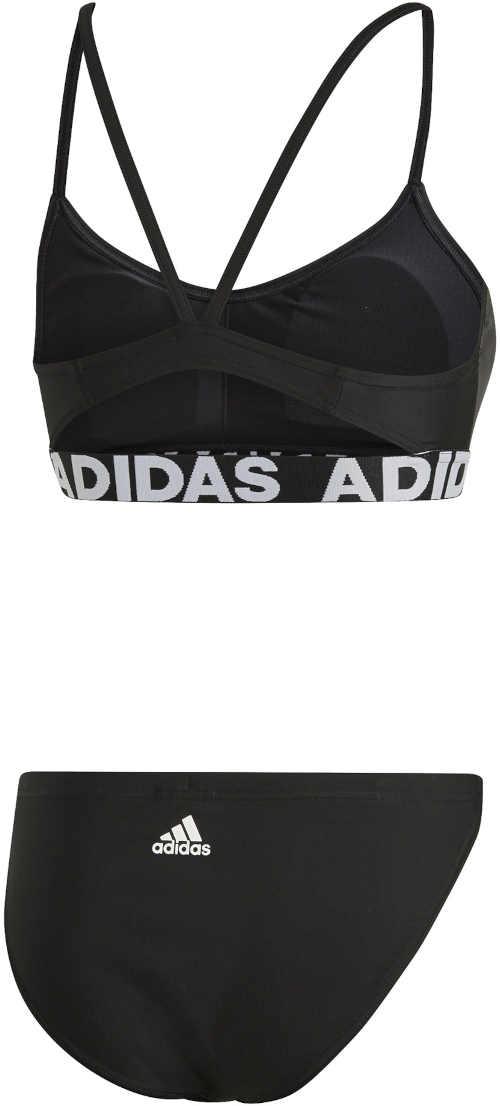 černé sportovní plavky Adidas