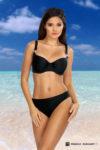 Dvoudílné dámské plavky s kosticí a decentní ozdobou